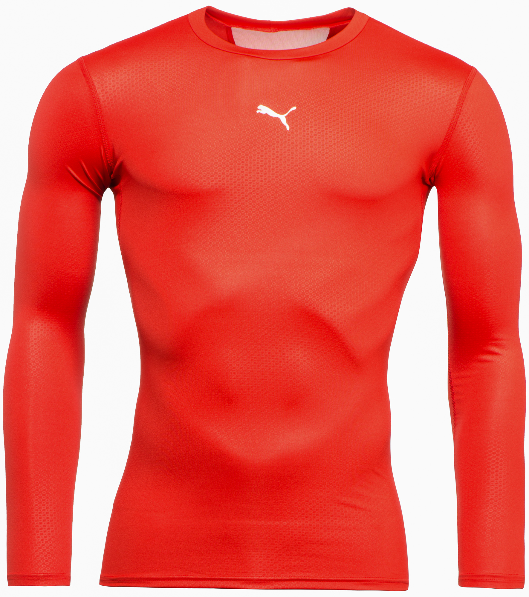 Puma Baselayer Core L/Ä Röd