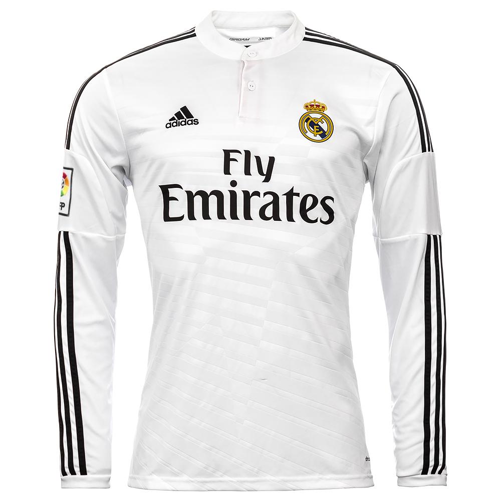 Real Madrid Hemmatröja 2014/15 L/Ä