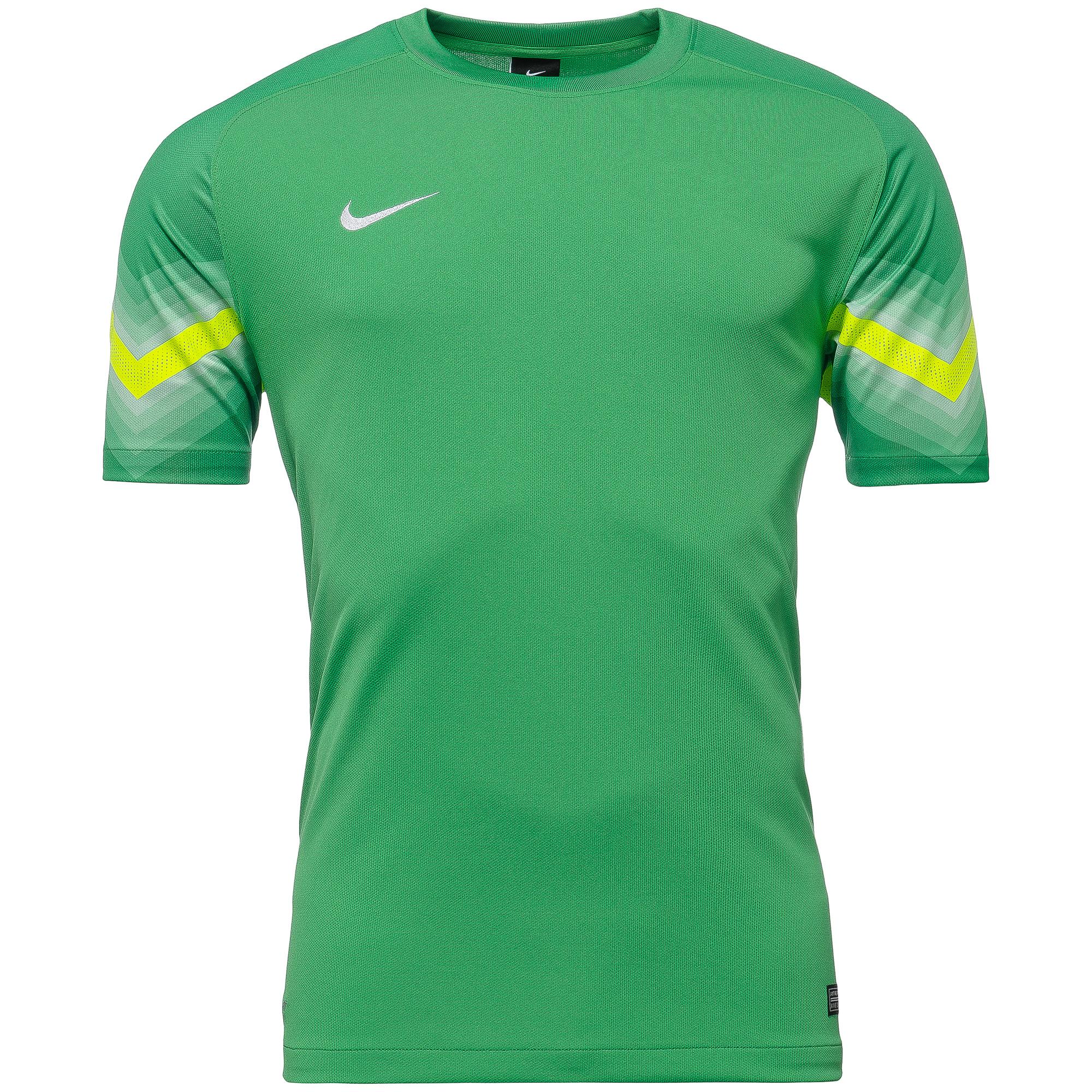 Nike Målvaktströja Goleiro K/Ä Grön/Neon