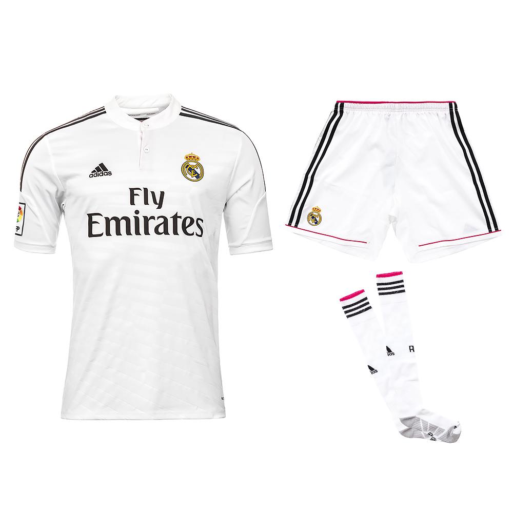 Real Madrid Hemmaställ 2014/15