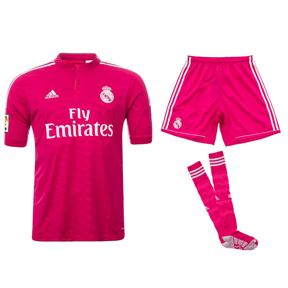 Real Madrid Bortaställ 2014/15