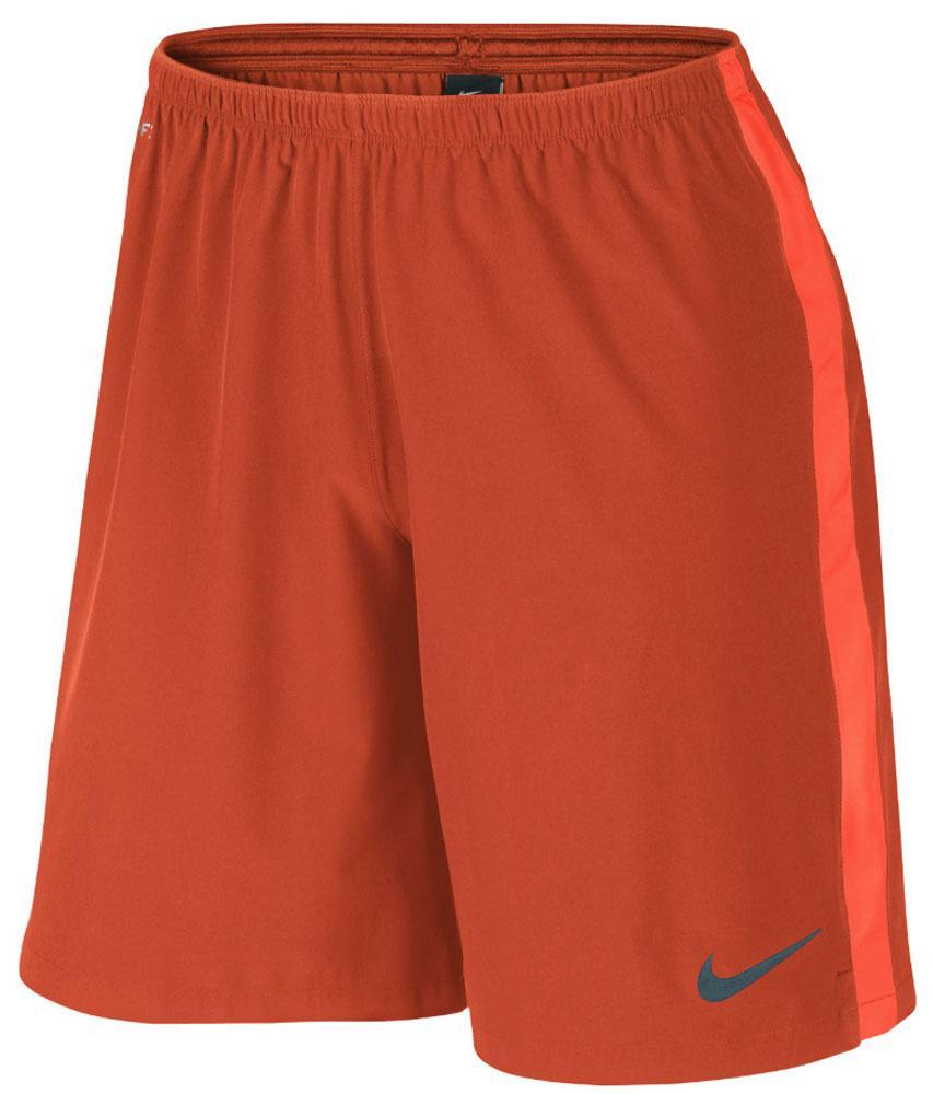 Nike Shorts Longer Select Strike Woven Orange