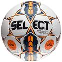 Select - Fotboll Brilliant Replica DBU Vit/Orange