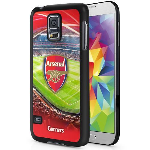 Arsenal Samsung Galaxy S5 3D Skal