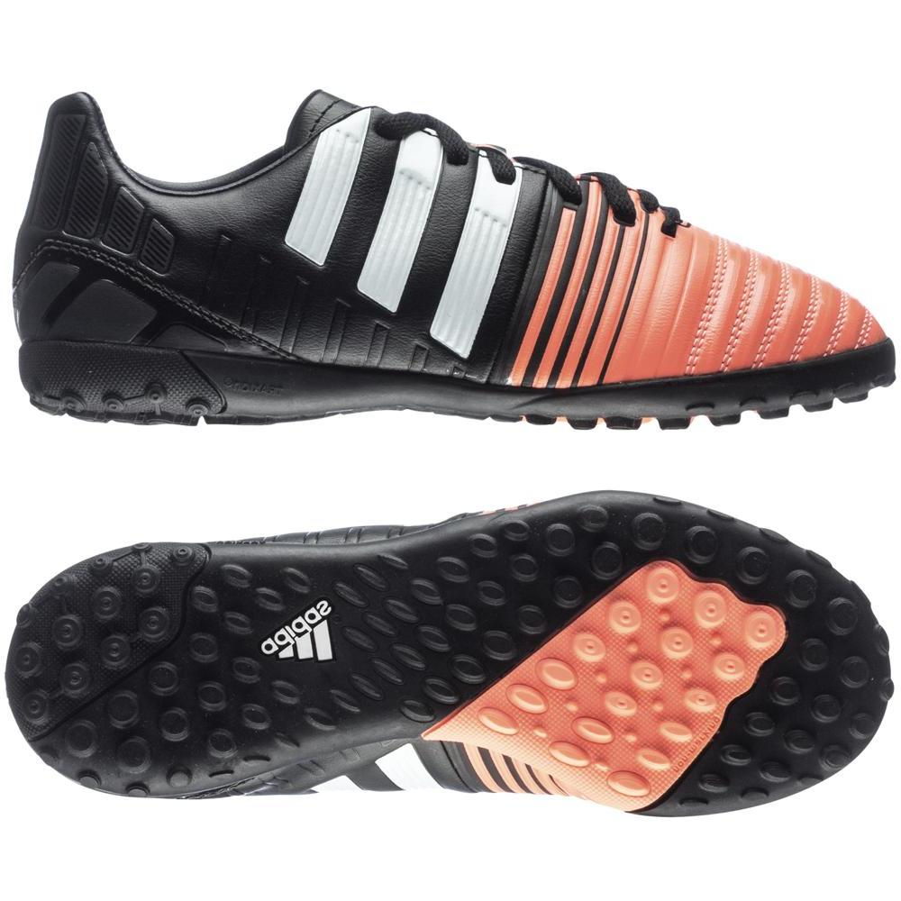 adidas Nitrocharge 3.0 TF Svart/Orange/Vit Barn