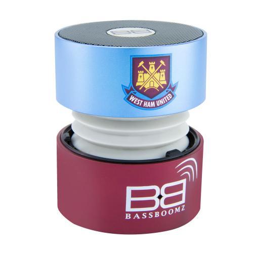 West Ham Högtalare BassBoomz