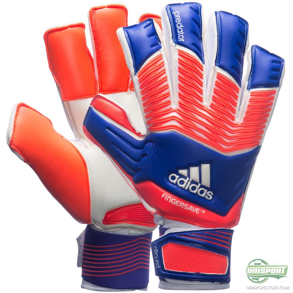 Adidas Goalkeeper Gloves Fingersave Allround Adidas Goalkeeper Glove