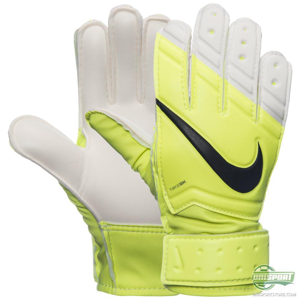 Nike - Goalkeepers Glove Grip Volt/White/Black Kids   www ...