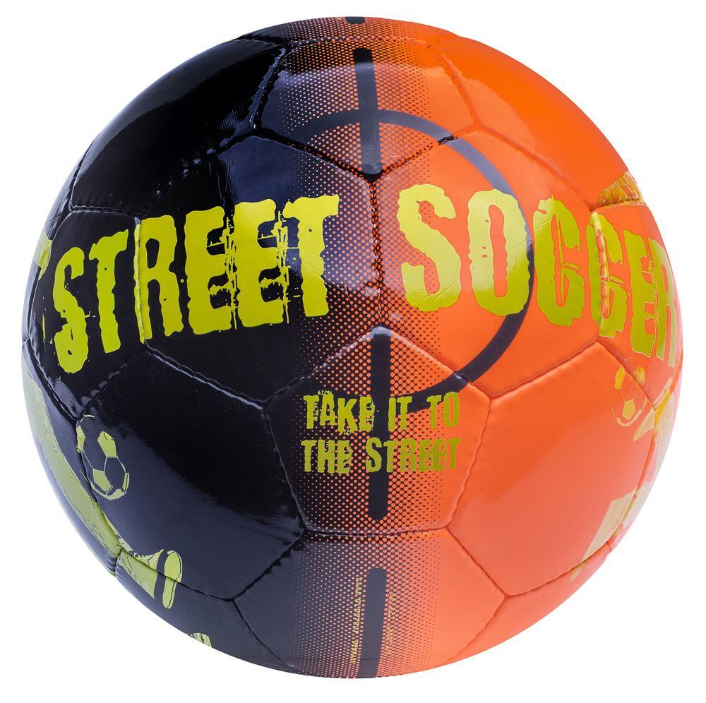 Select Street Fotboll Orange/Svart