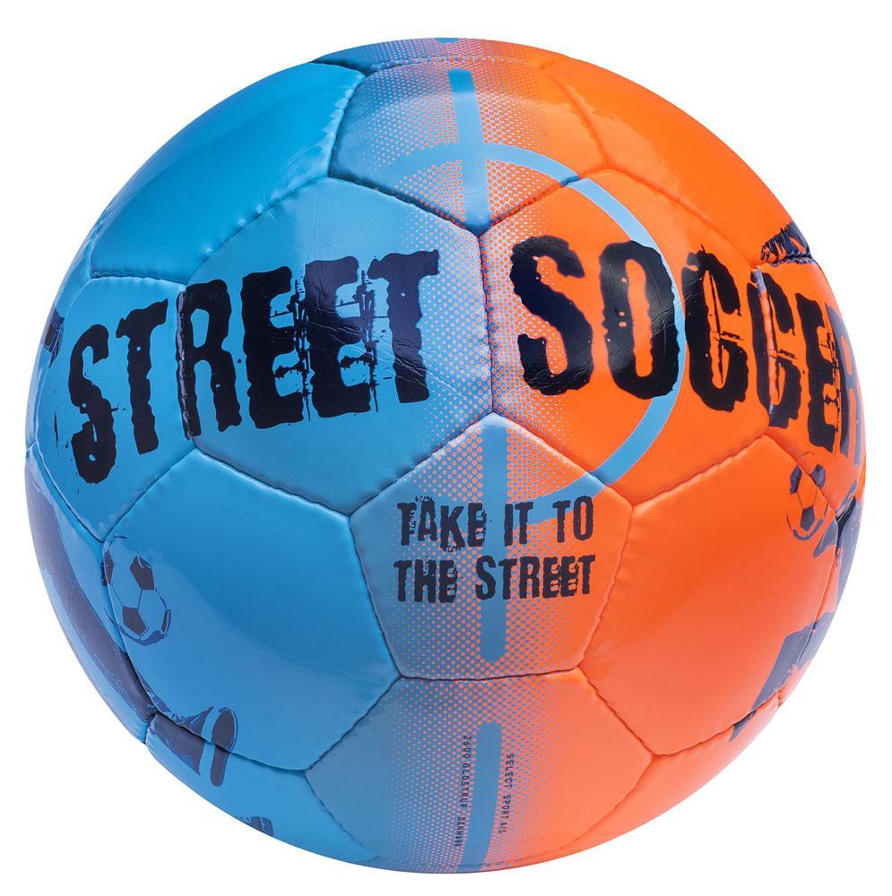 Select Street Fotboll Orange/Blå