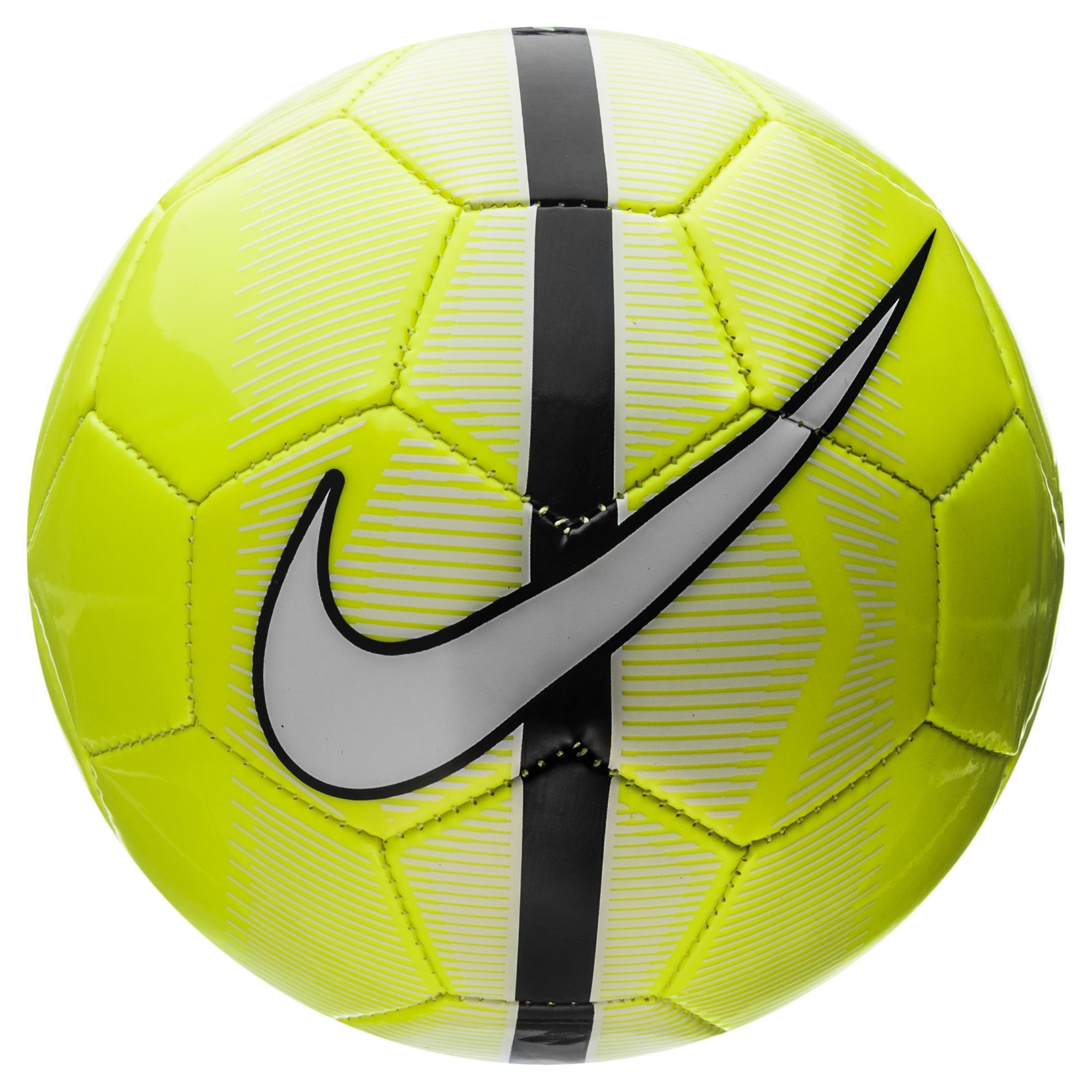 Nike Fotboll Mercurial Skills Neon/Svart