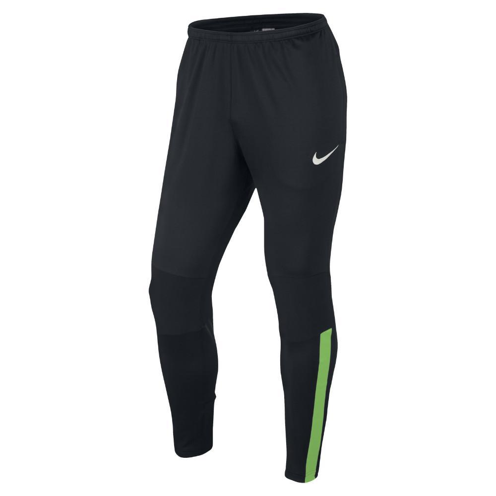 Nike Träningsbyxor Select Strike Tech Svart/Grön