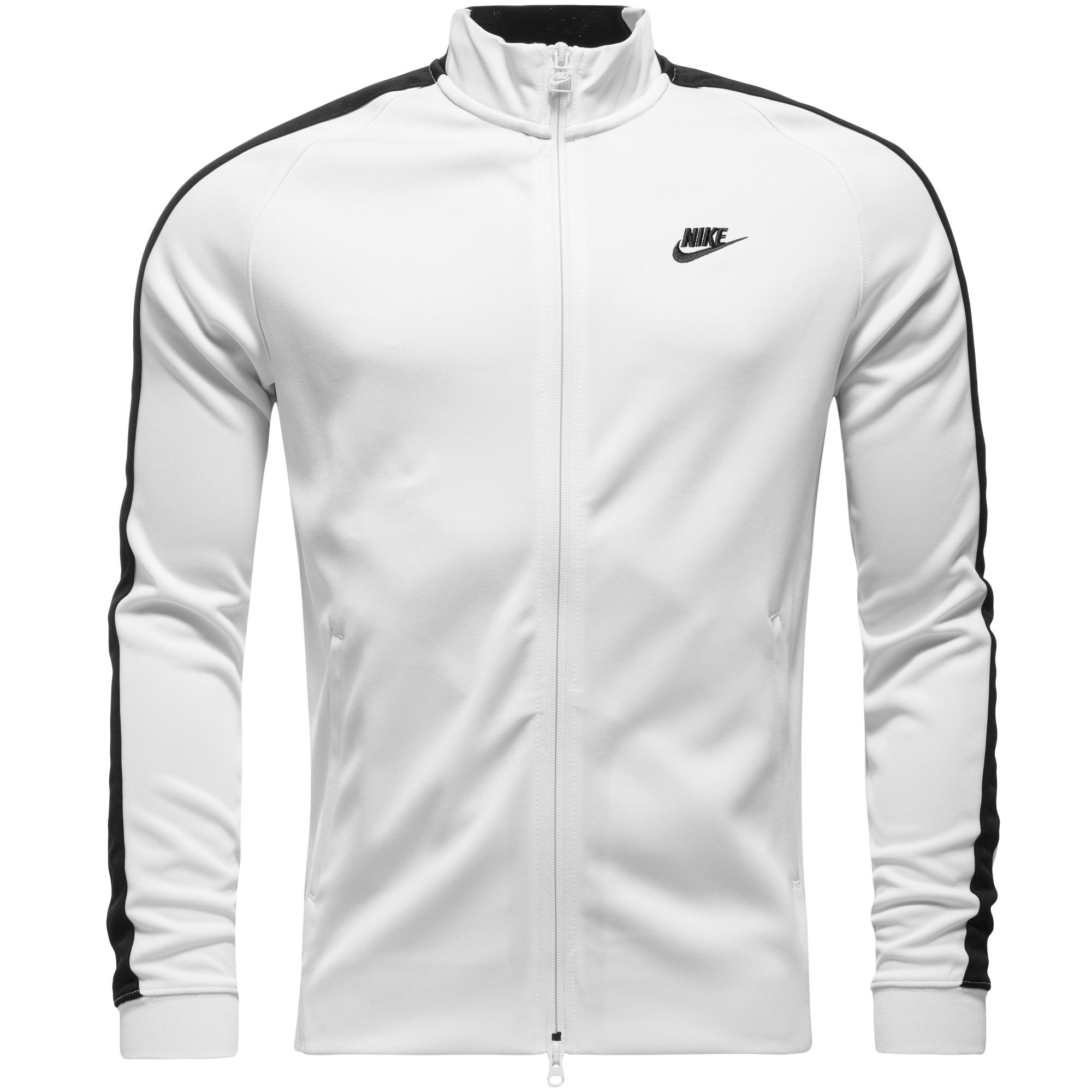 Nike F.C. Track Top N98 Vit/Svart