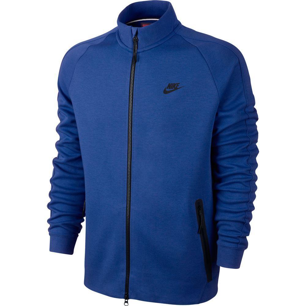 Nike Tech Fleece N98 Navy/Svart