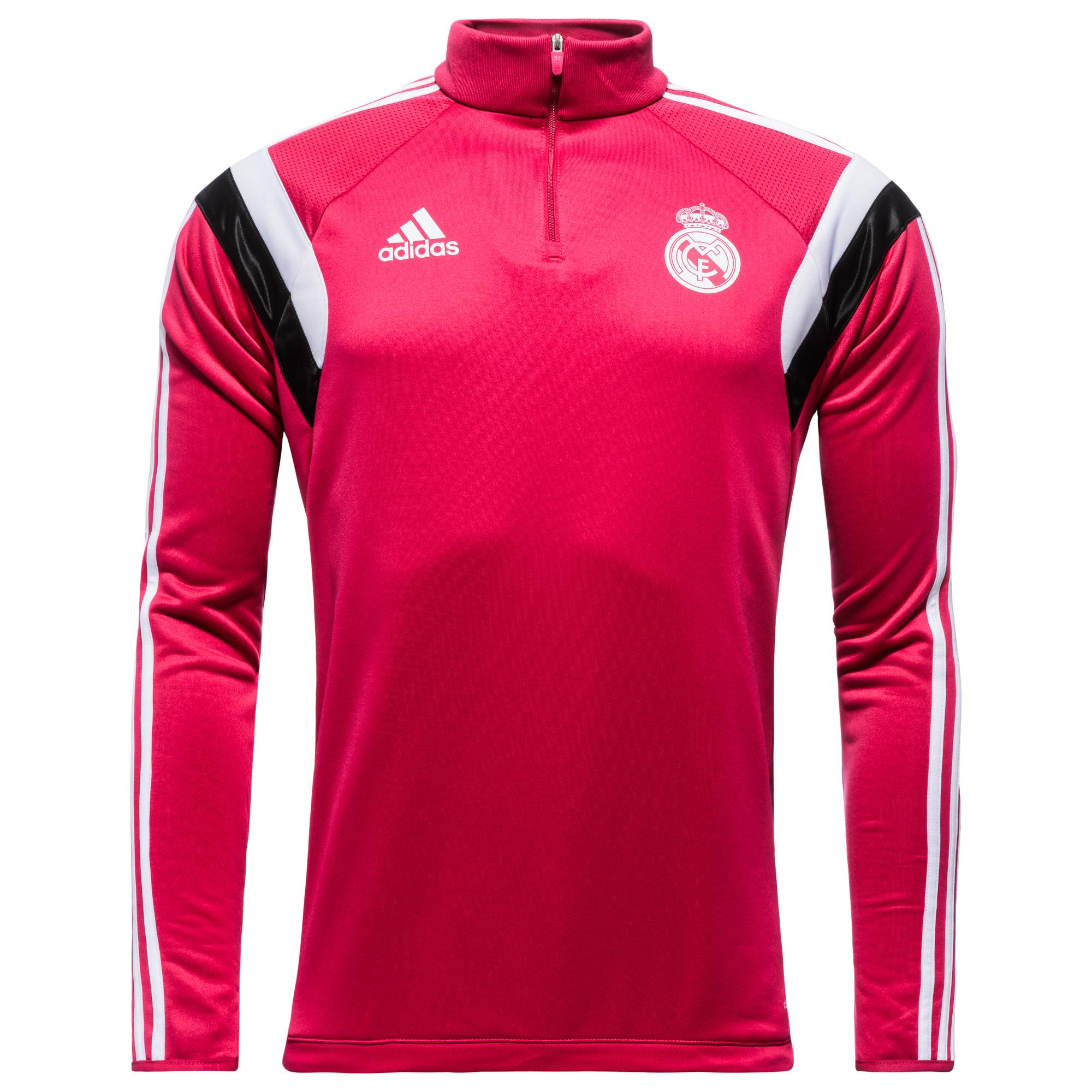 Real Madrid Träningströja Rosa/Svart/Vit