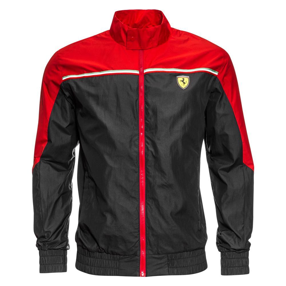 Puma Jacka Ferrari Lightweight Röd/Svart