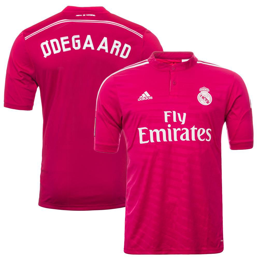 Real Madrid Bortatröja 2014/15 øDEGAARD