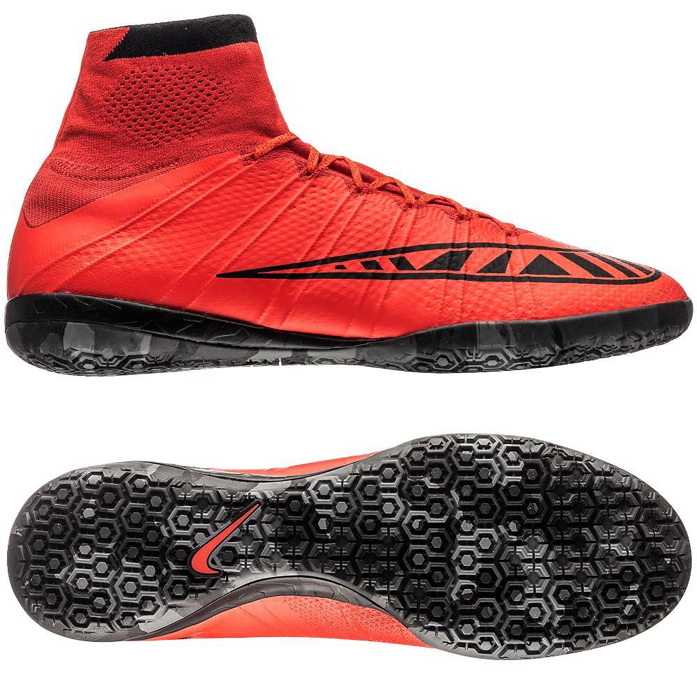 Nike MercurialX Proximo IC Röd/Svart