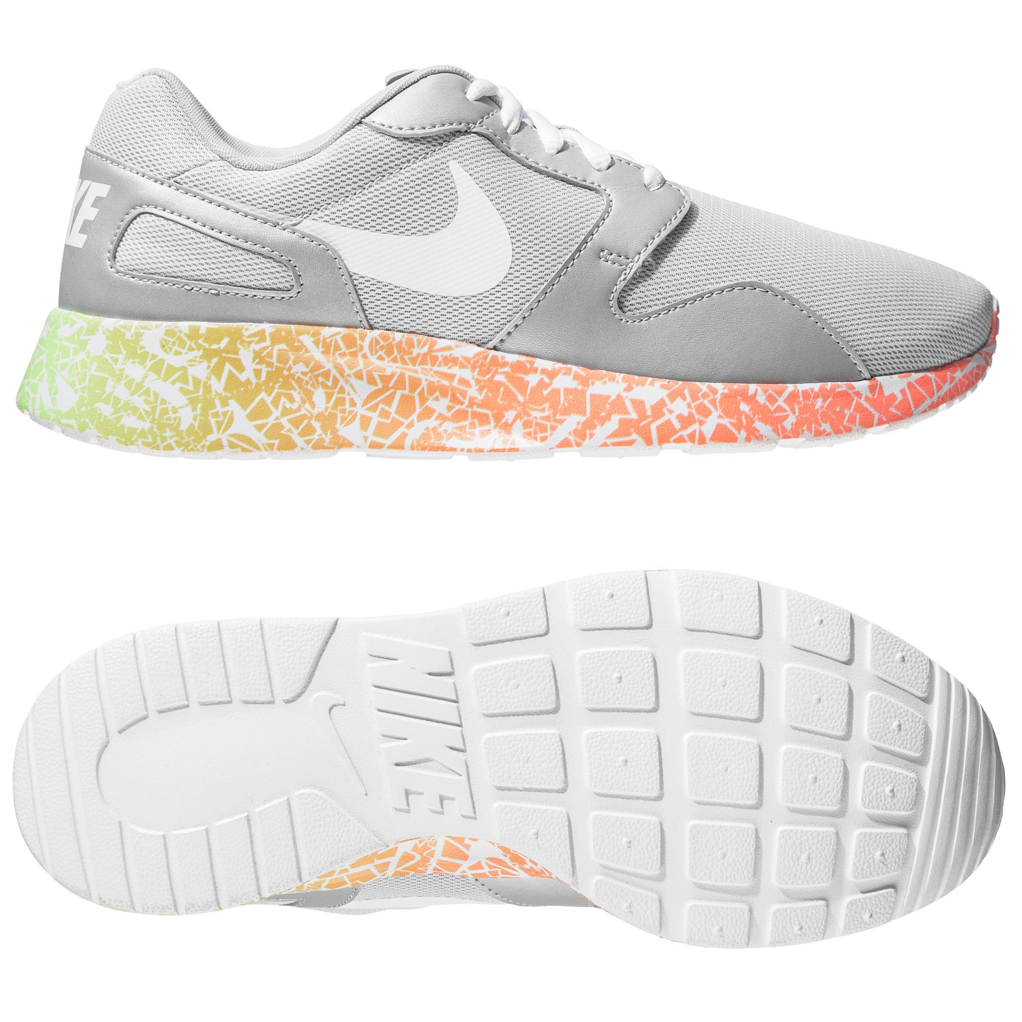 Nike Kaishi Run Print Silver/Vit Dam