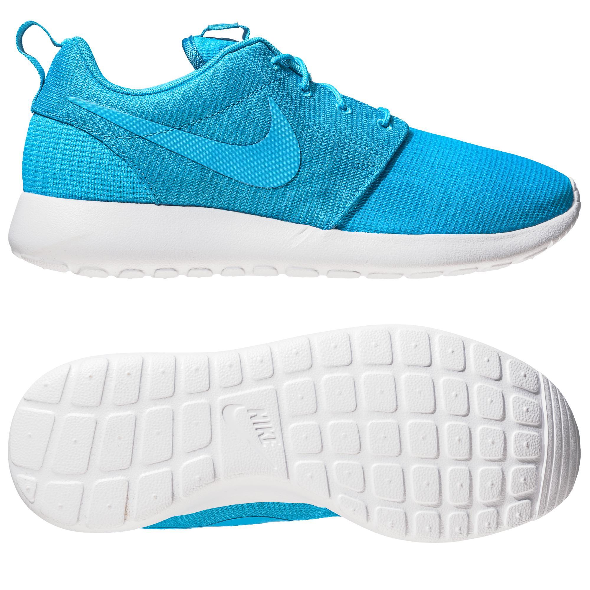 Nike Roshe One Blå/Vit
