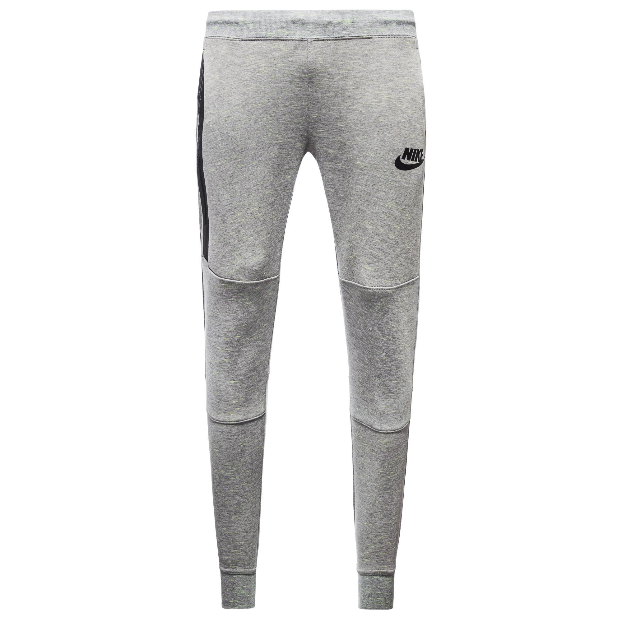 Nike Träningsbyxor Tech Fleece Grå Barn