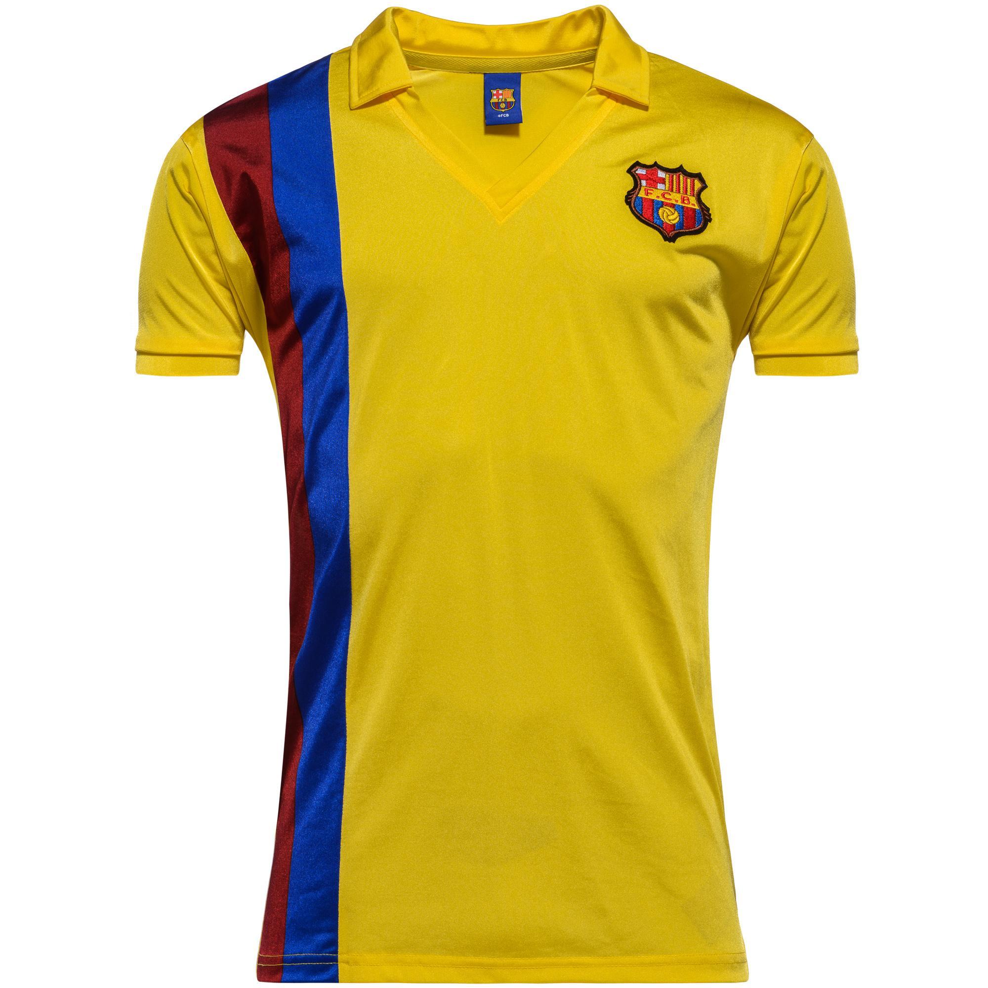 Barcelona Bortatröja 1982/83