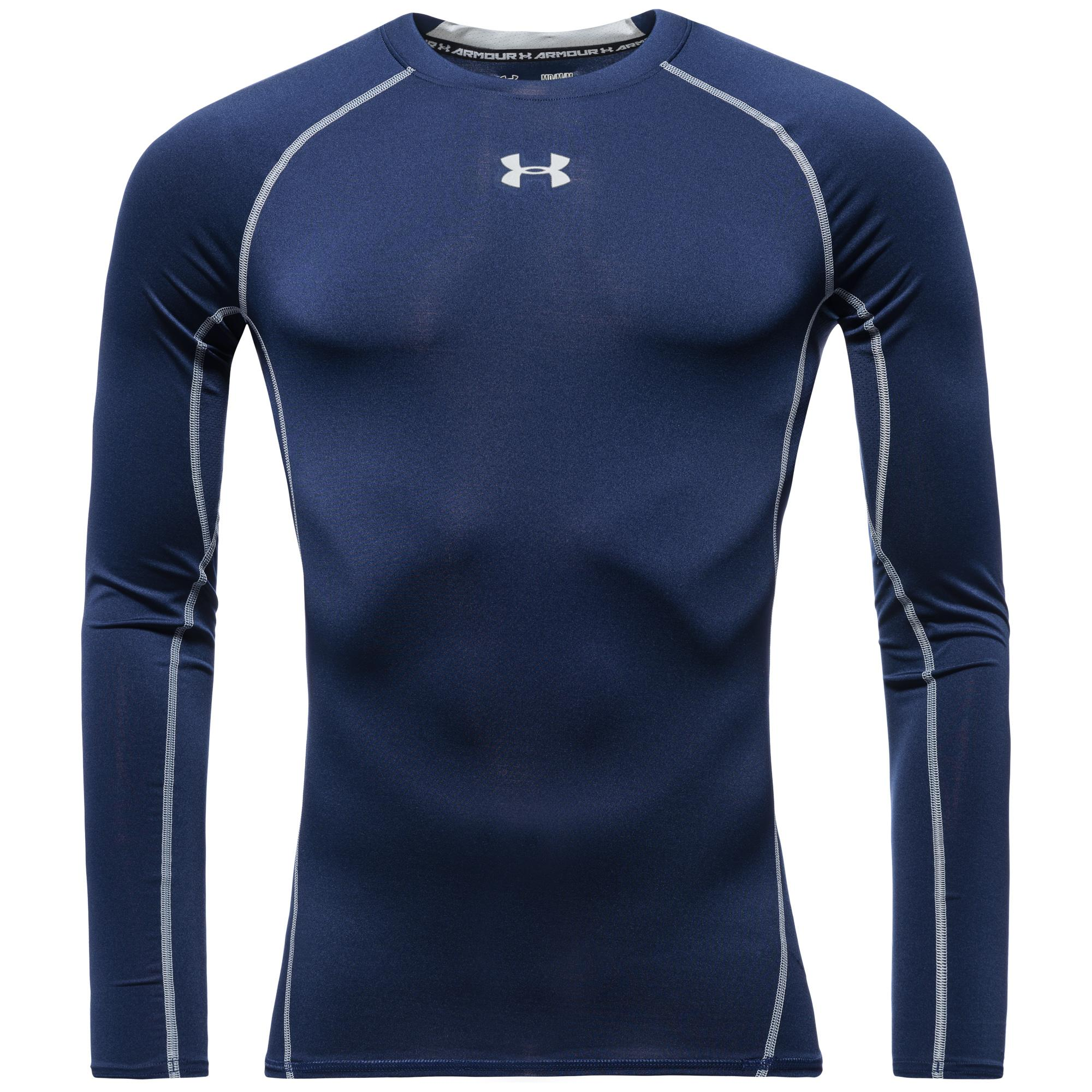 Under Armour HeatGear Compression L/Ä Navy