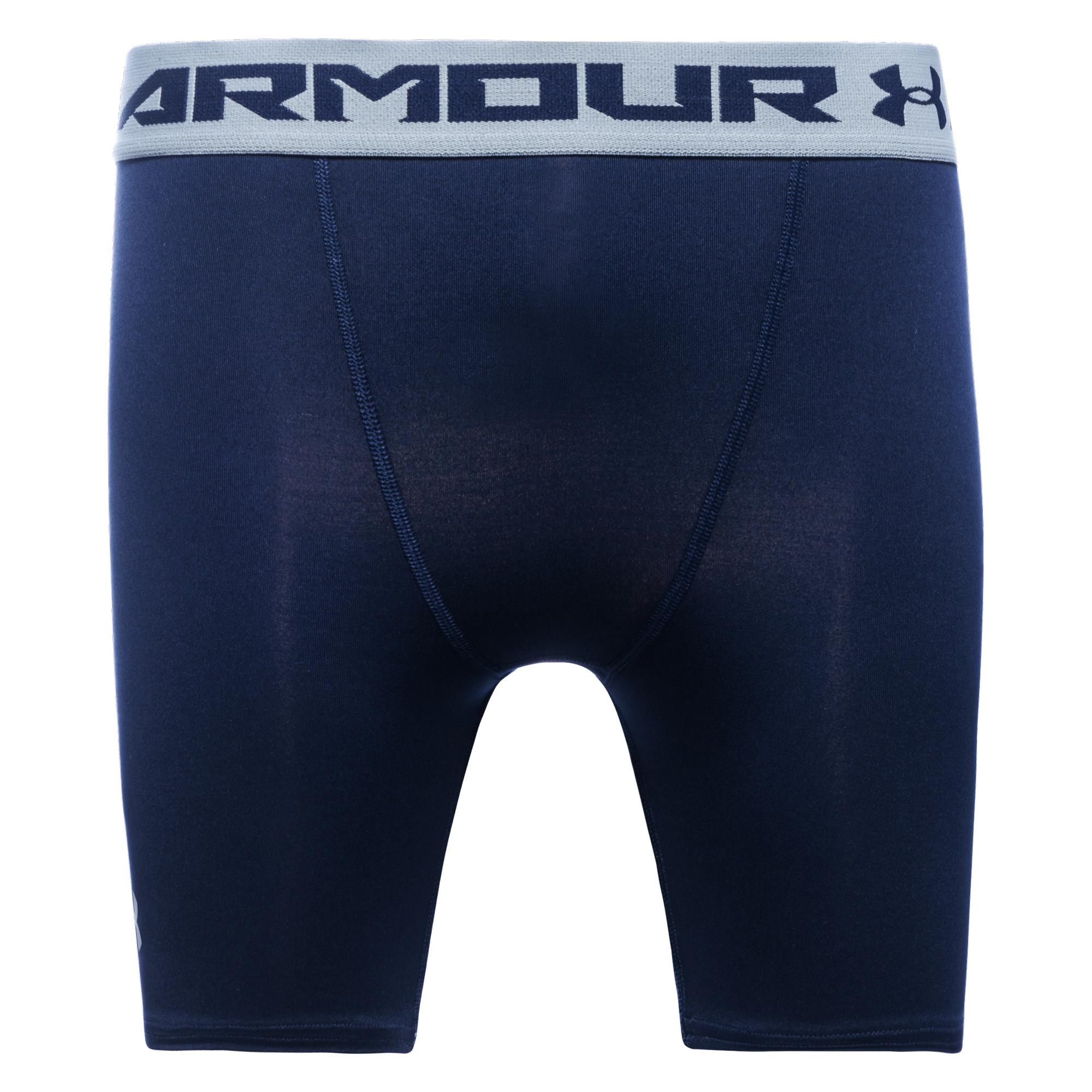 Under Armour HeatGear Compression Tights Navy