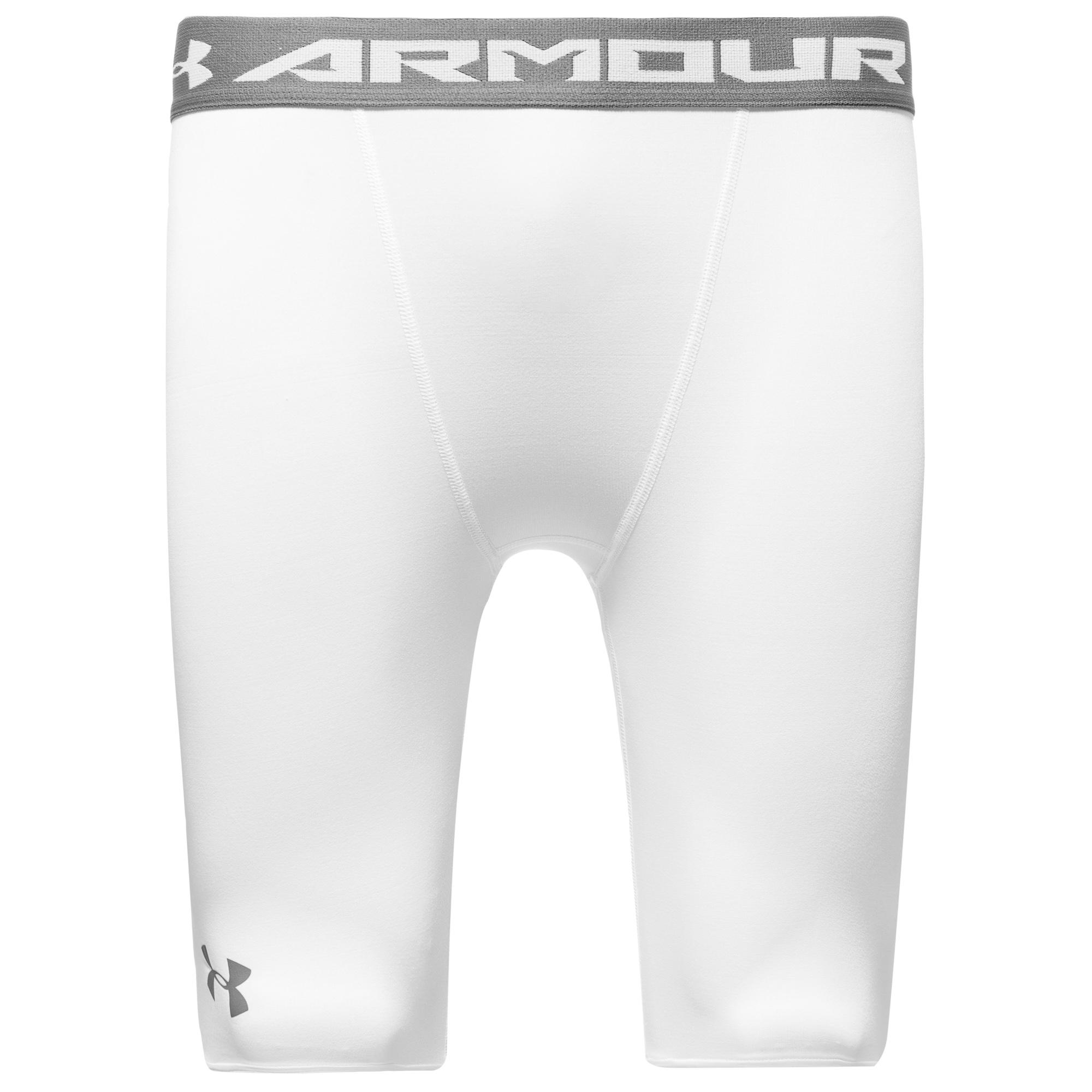 Under Armour HeatGear Compression Tights Longer Vit