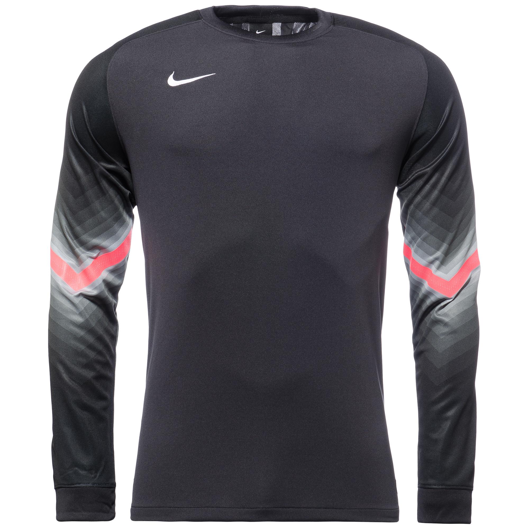 Nike Målvaktströja Goleiro L/Ä Svart/Röd Barn