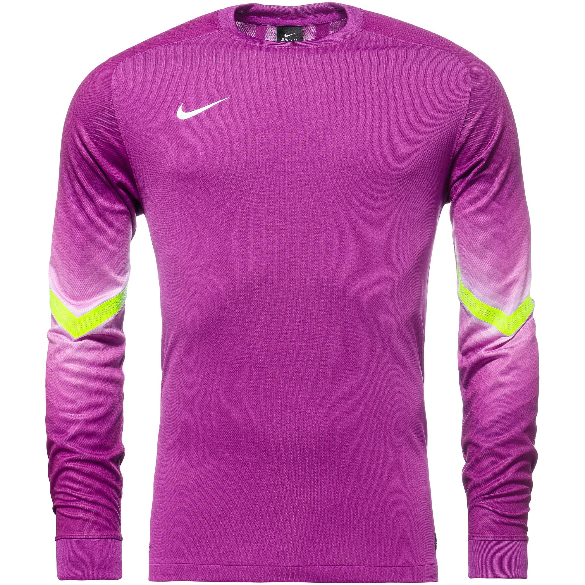 Nike Målvaktströja Goleiro L/Ä Lila/Neon Barn