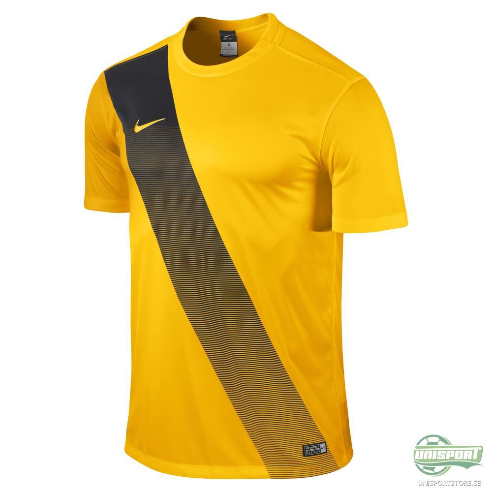 designer fashion c52b8 fdbb7 Nike Matchtröja Sash Gul Svart Barn