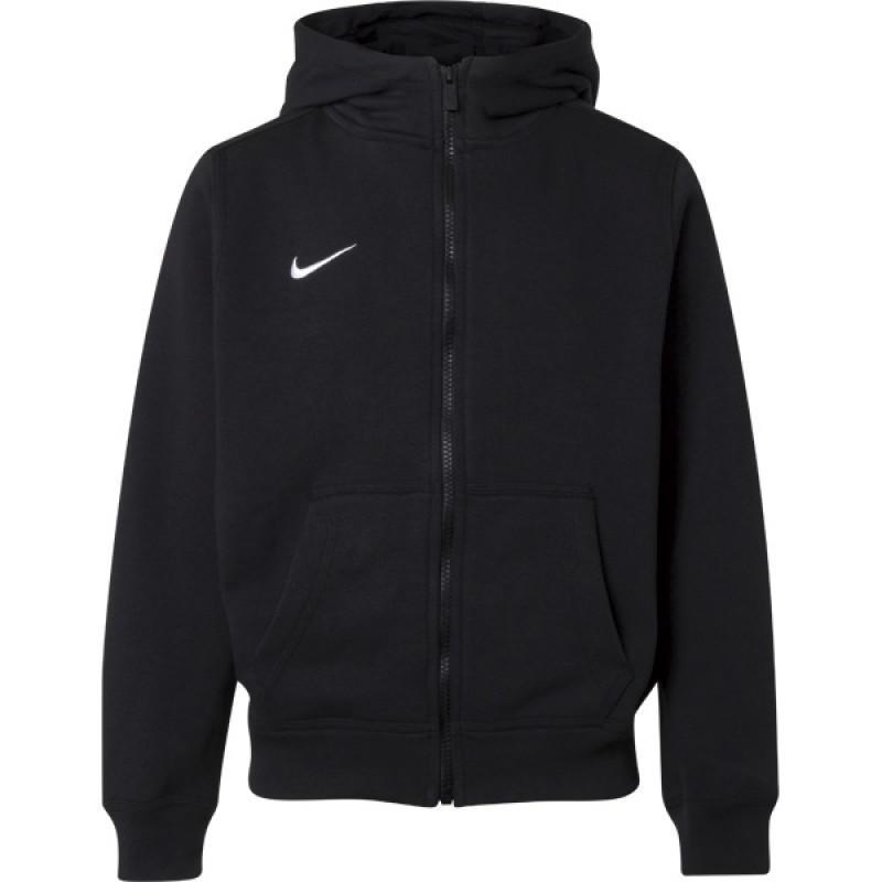 5e69fda9 Nike – Hettegenser Team Club FZ Sort Barn
