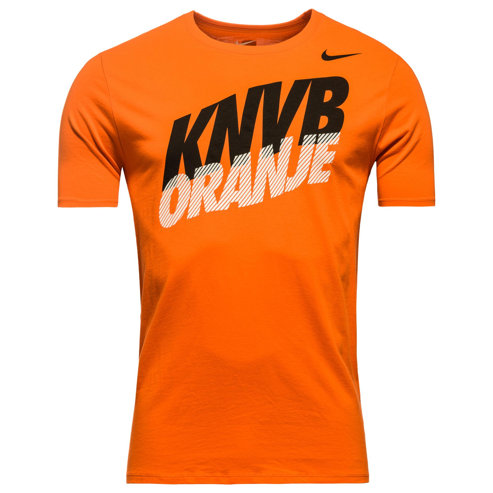 Holland T-Shirt Core Type Orange