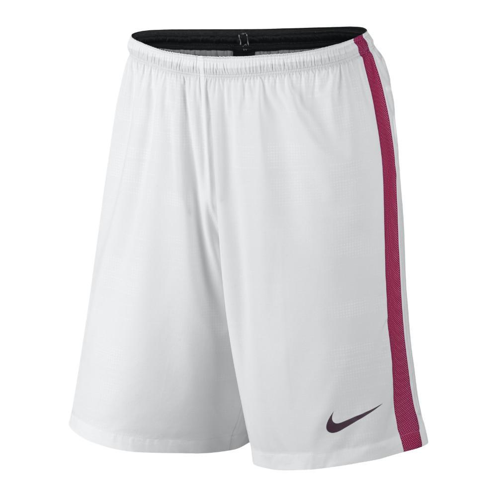 Nike Shorts Longer Select Strike Woven Print Vit/Röd