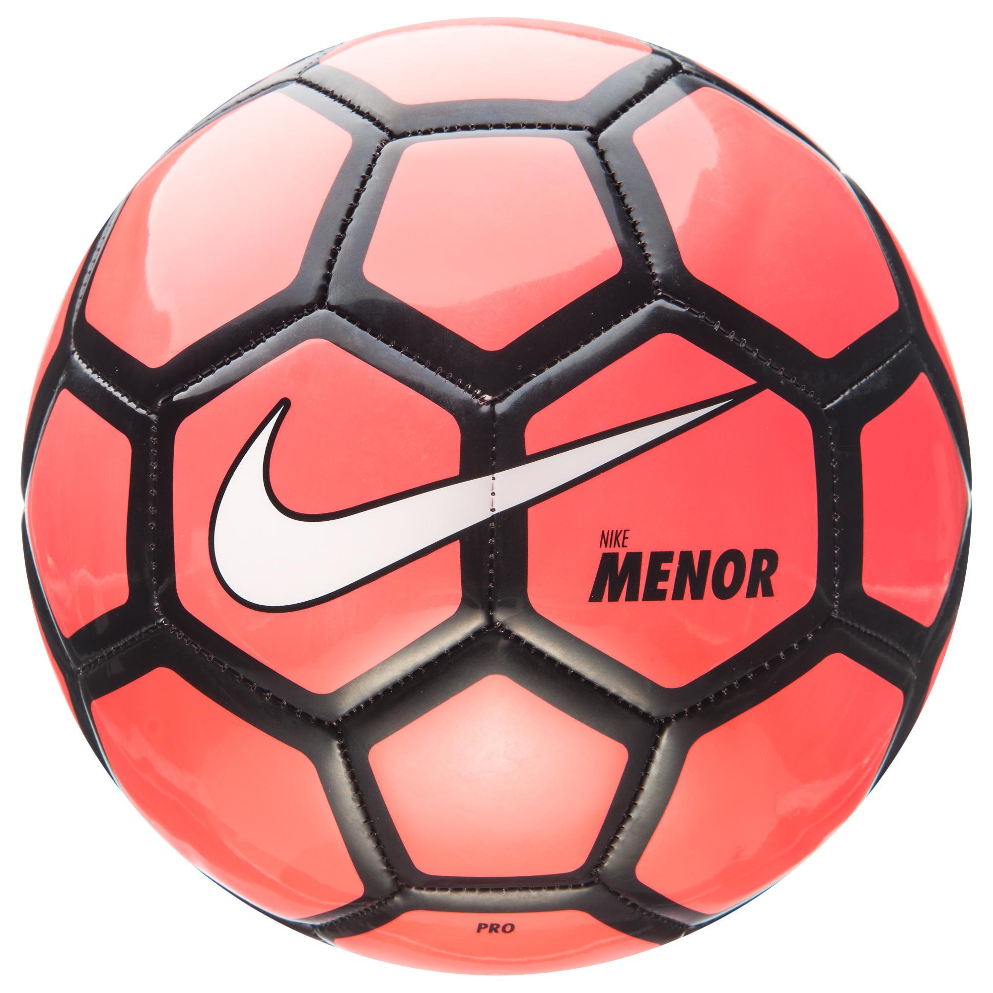 Nike Fotboll Menor Röd/Svart