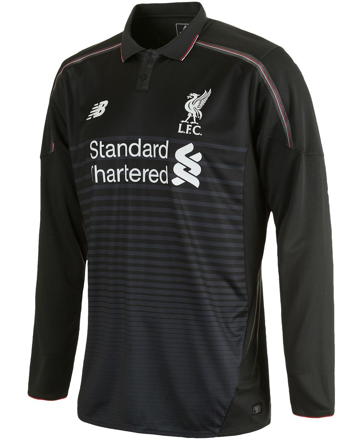 Liverpool 3:e Tröja 2015/16 L/Ä Barn