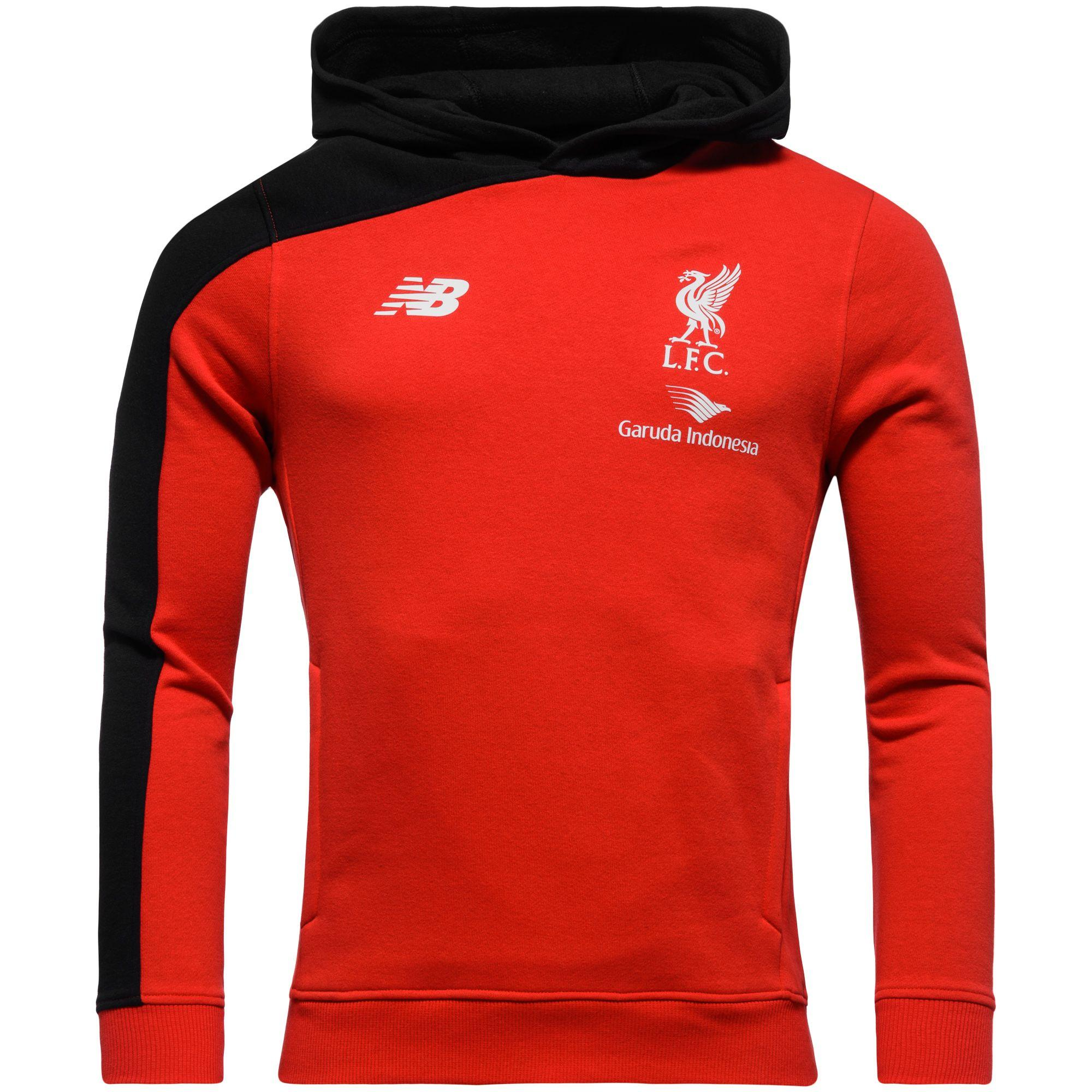 Liverpool Luvtröja Röd/Svart