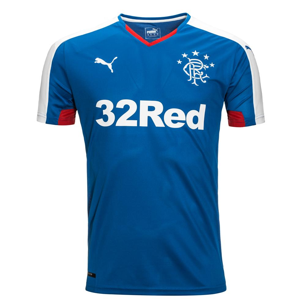 Foto van Glasgow Rangers - Thuisshirt 2015/16