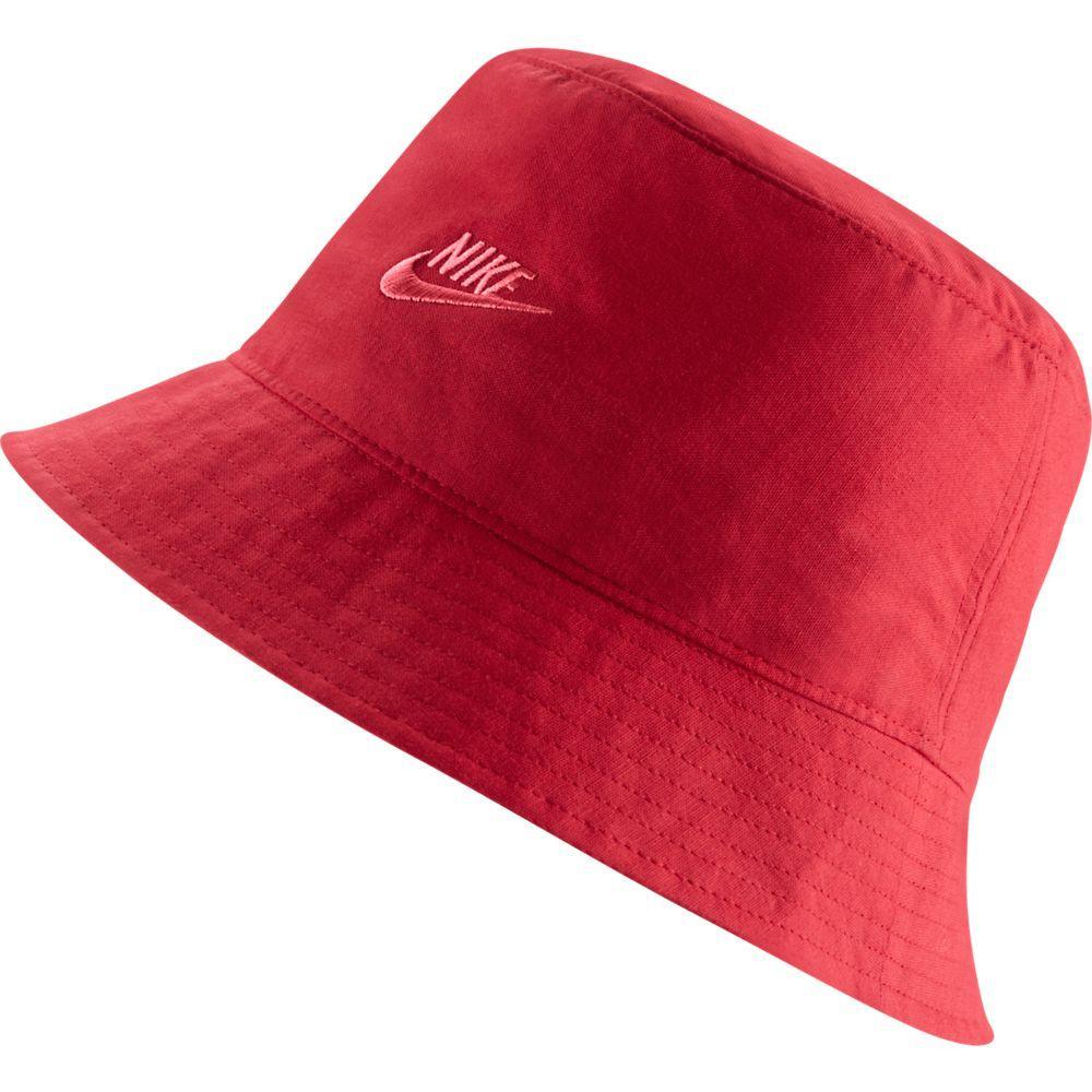 Nike Bucket Hat Futura Röd