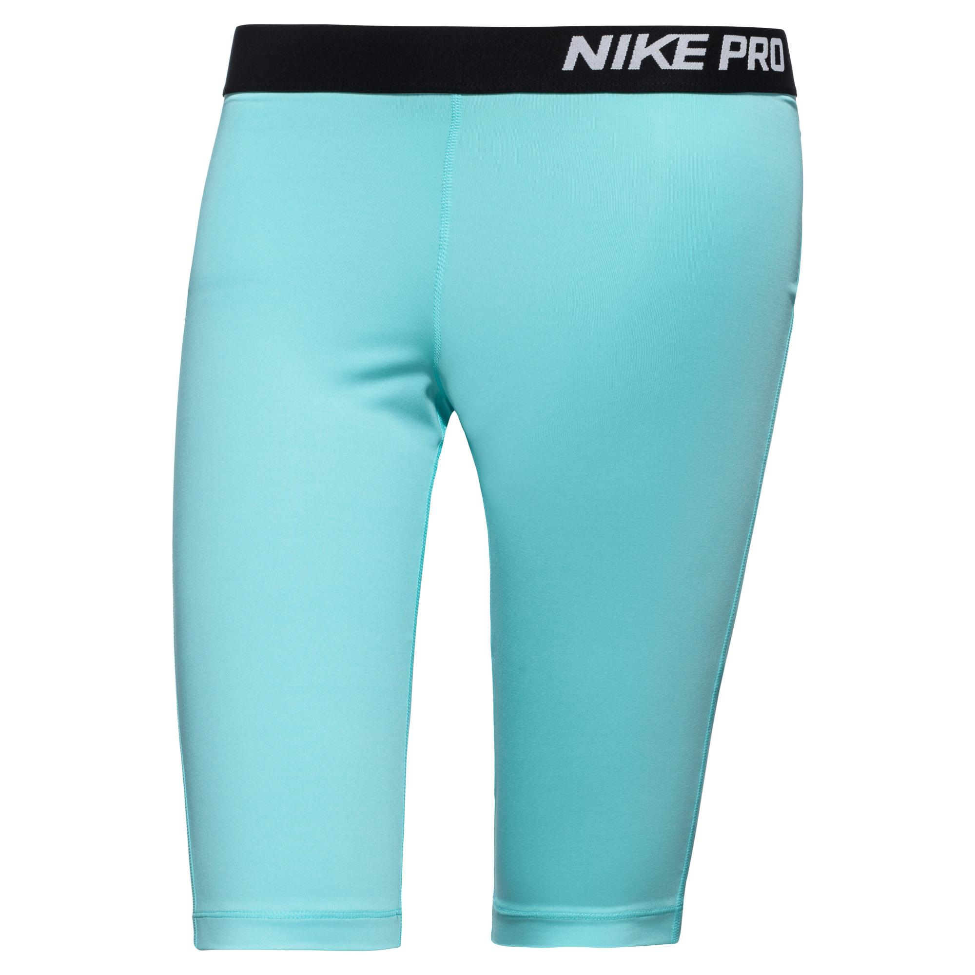 Nike Shorts Pro Core Compression 28cm Turkos Dam