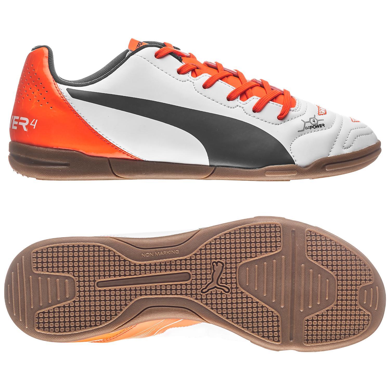 Puma evoPOWER 4.2 IT Vit/Navy/Orange