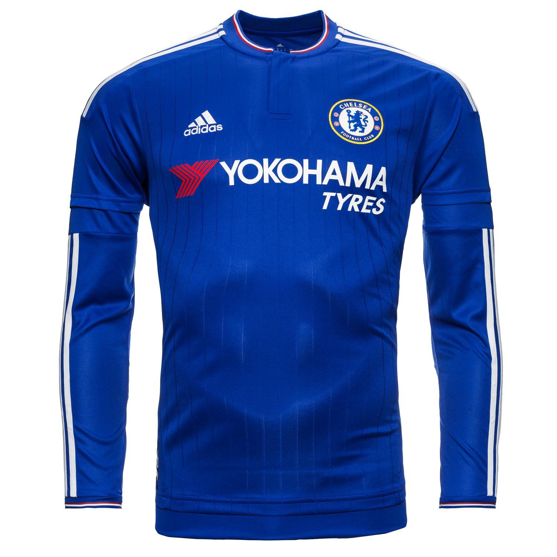 Chelsea Hemmatröja 2015/16 L/Ä