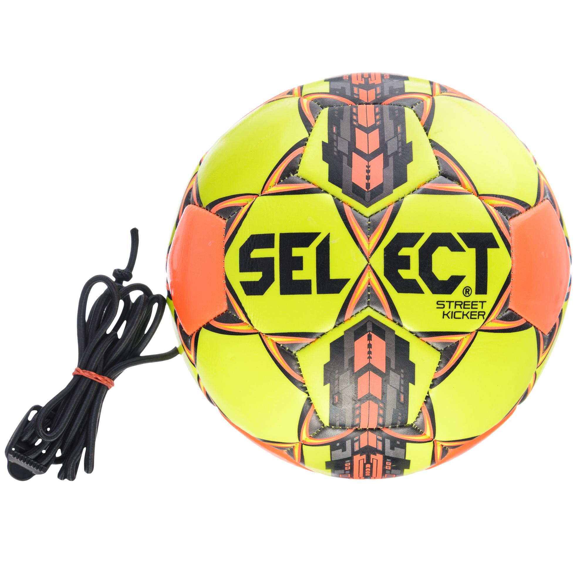 Select Fotboll Gul/Orange