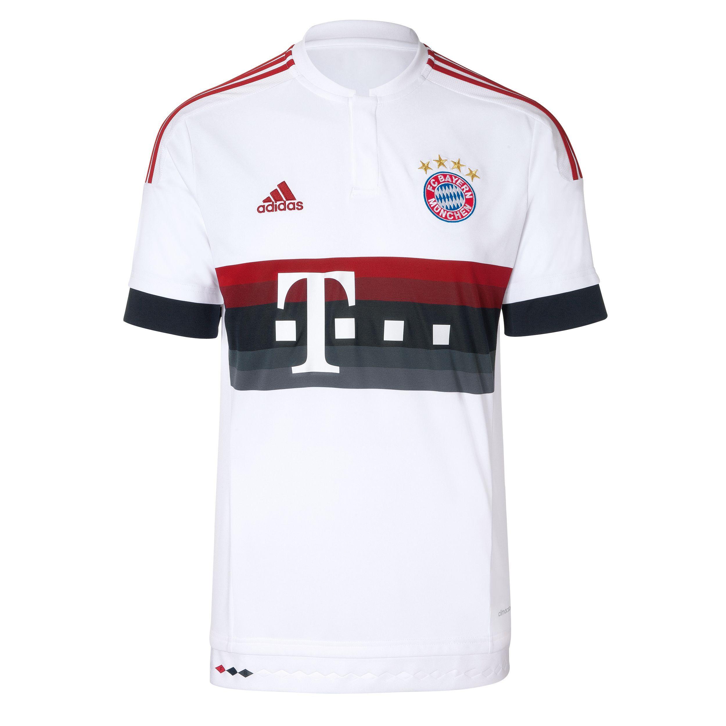 Bayern München Bortatröja 2015/16 Barn