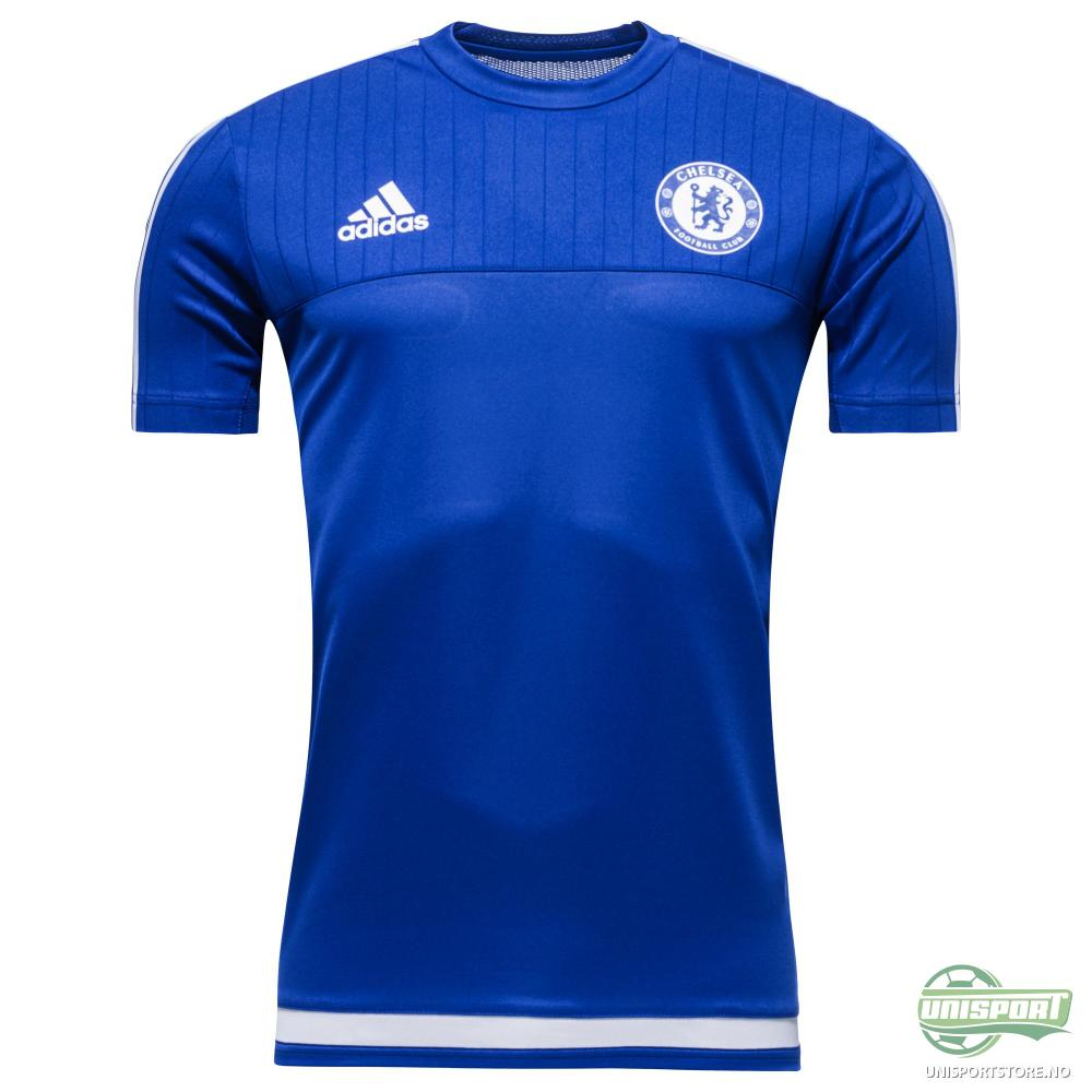a1112b98 Chelsea – Trenings T-Skjorte Blå/Hvit