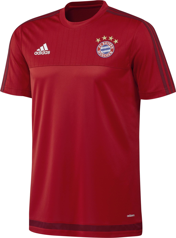 Bayern München T-Shirt Träning Röd Barn