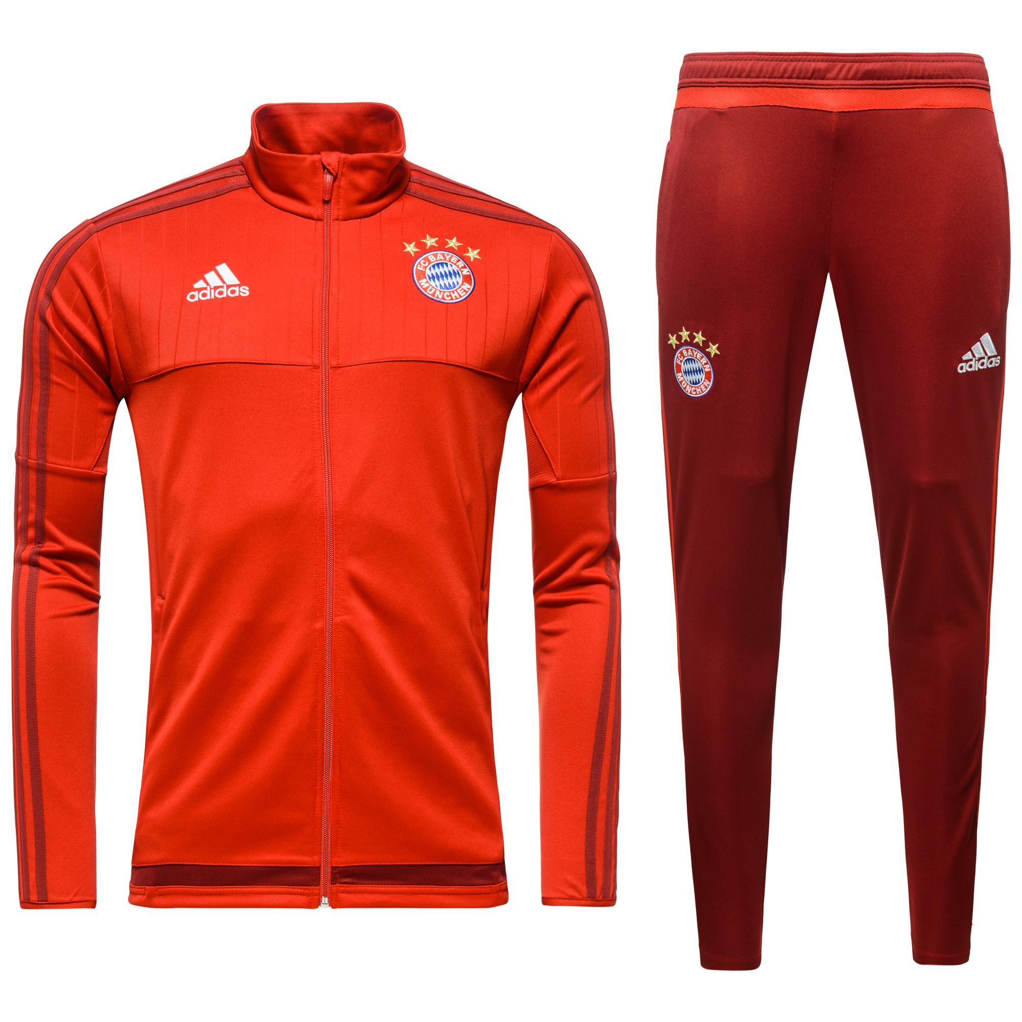 Bayern München Träningsställ Röd Barn