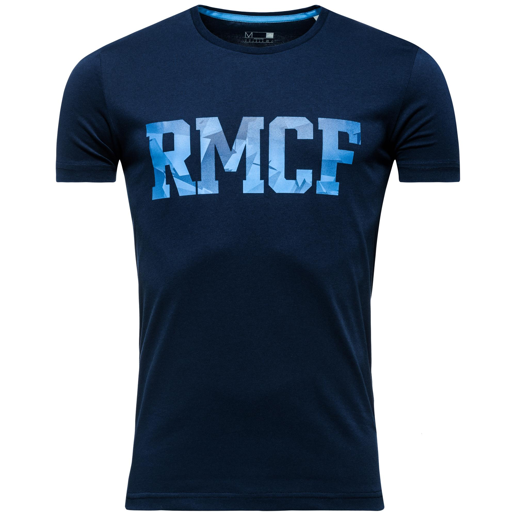 Real Madrid T-Shirt Graphic Navy