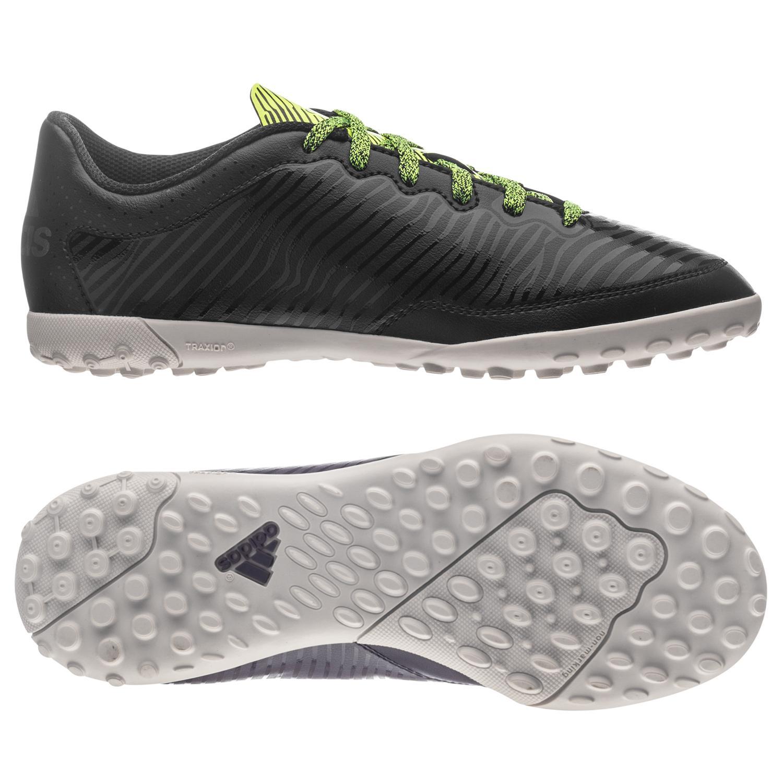 adidas X 15.3 Cage TF Svart/Grå/Gul Barn